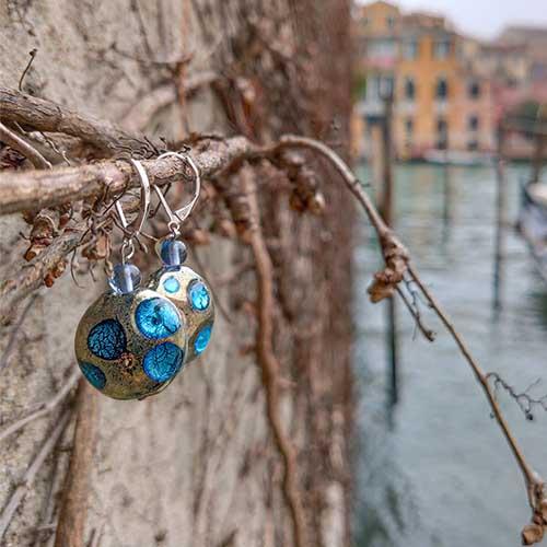 gioielli di vetro di murano venezia