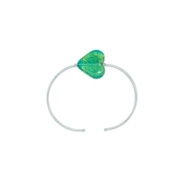 bracciale beauty verde